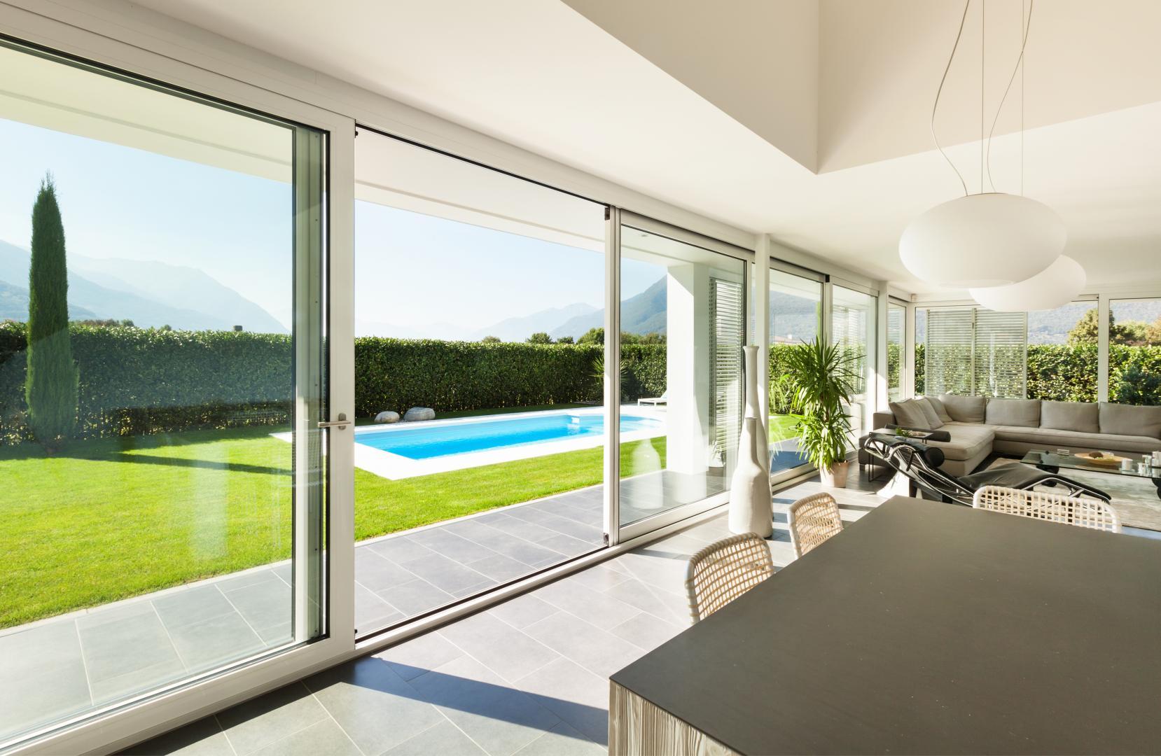 Ventanas de pvc replus sevillaglass for Design casa moderna interni